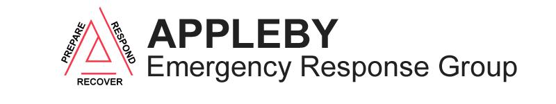 Appleby Emergency Response Group Logo